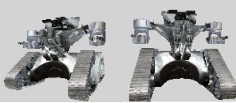 Real ms Films (cerrado) Robot
