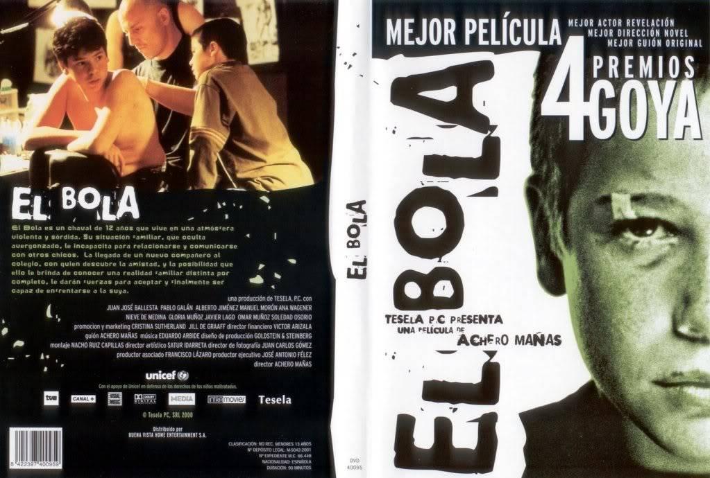 El Bola (España, 2000) Achero Mañas Elbolaspanish