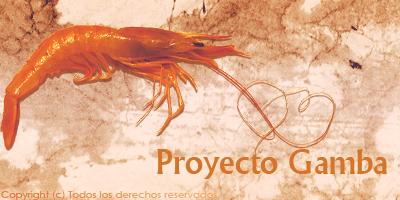 ★★ Proyecto Gamba ★★ ProyectoGamba