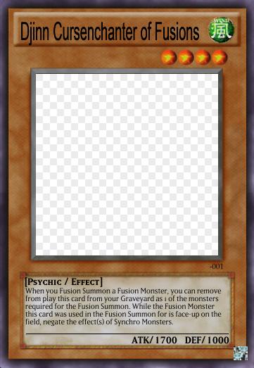 Destroying the Meta! Fusions are now the BOSS!!! DjinnCursenchanterofFusions