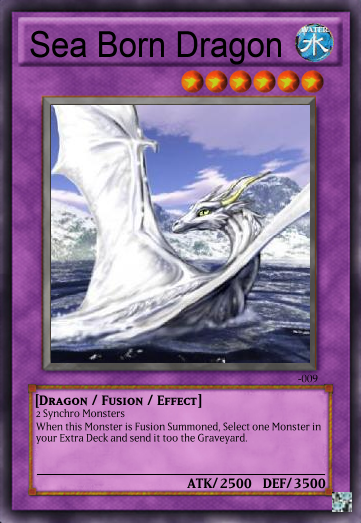 Destroying the Meta! Fusions are now the BOSS!!! SeaBornDragon-2