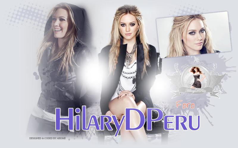 HilaryDPeru