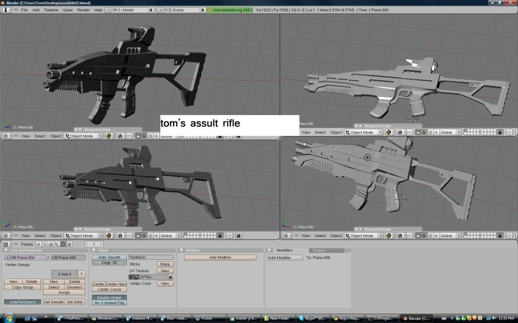 Assult Rifle Assultrifle01