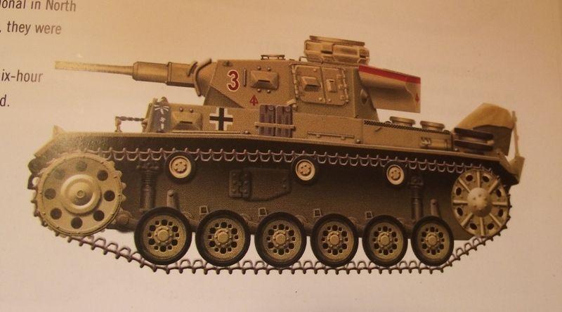 Panzer III DAK x 2 DAKIII018