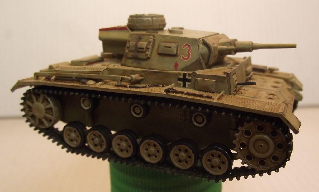 Panzer III DAK x 2 DAKIII020