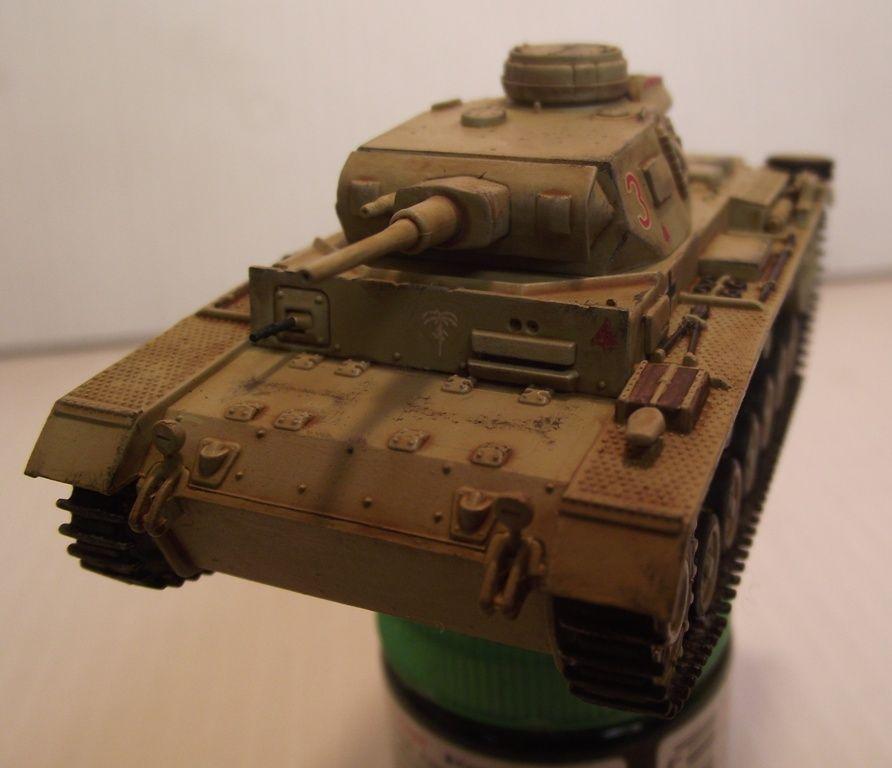 Panzer III DAK x 2 DAKIII021