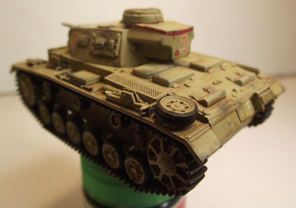 Panzer III DAK x 2 DAKIII023