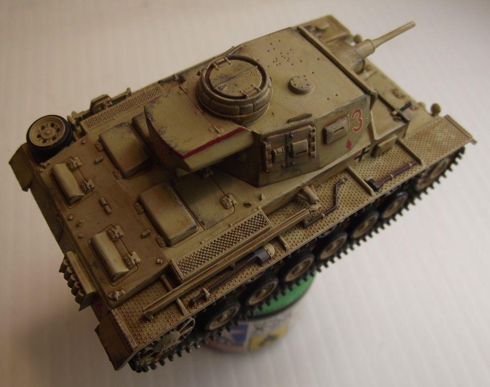 Panzer III DAK x 2 DAKIII025