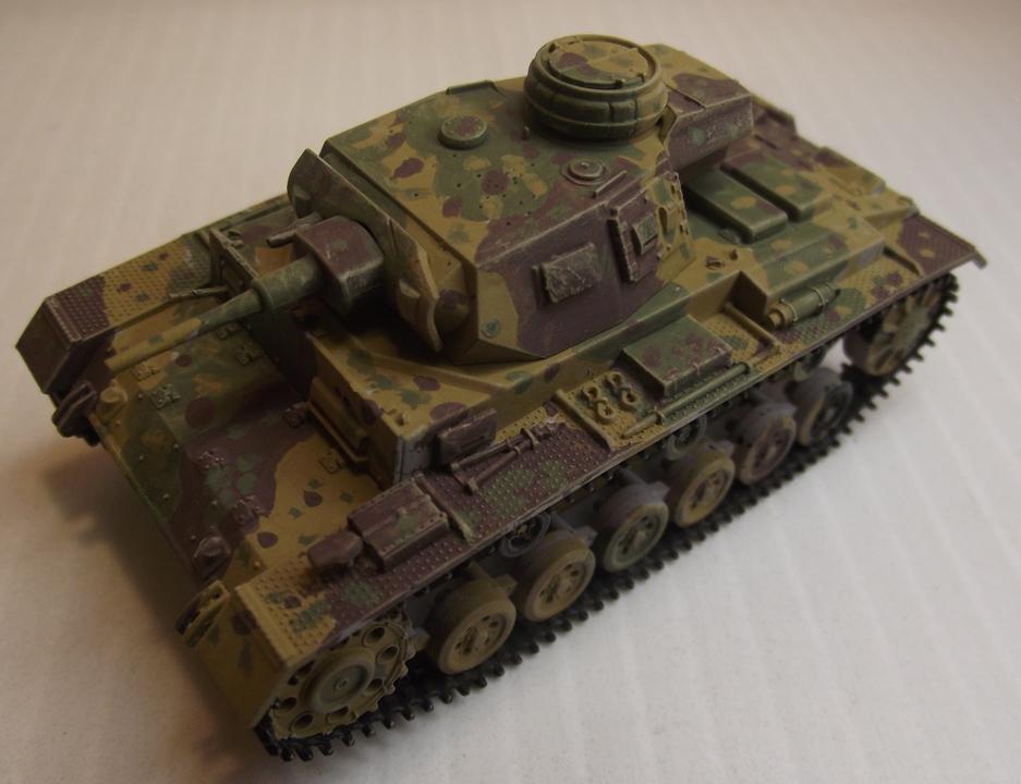 Panzer III DAK x 2 DAKIII029