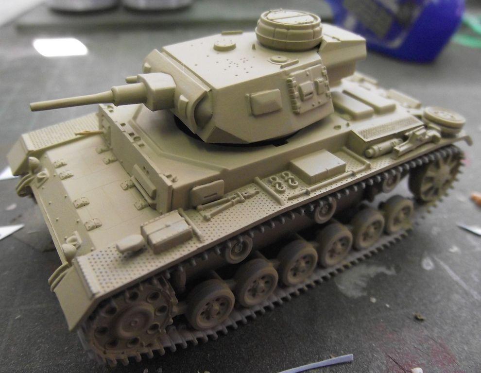 Panzer III DAK x 2 Dakiii024