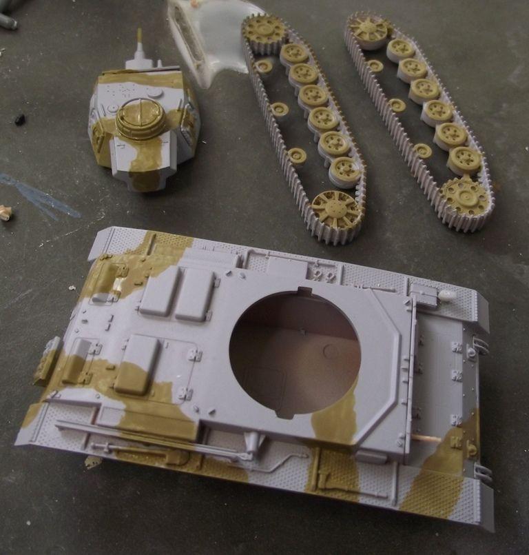Panzer III DAK x 2 Dakiii026