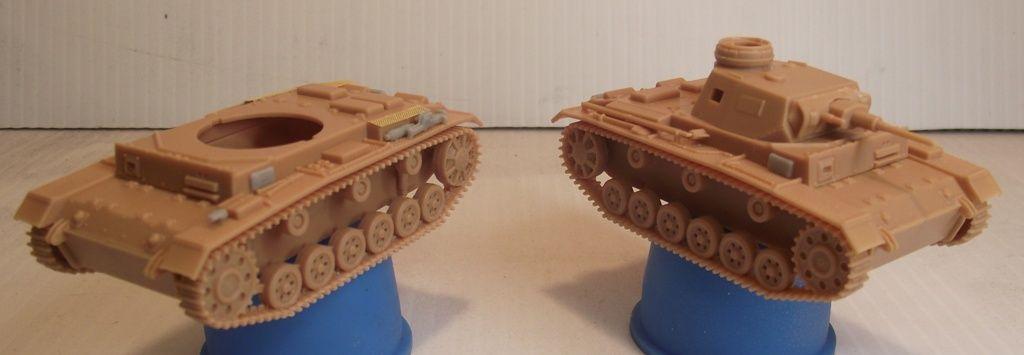 Panzer III DAK x 2 Dakpziii032