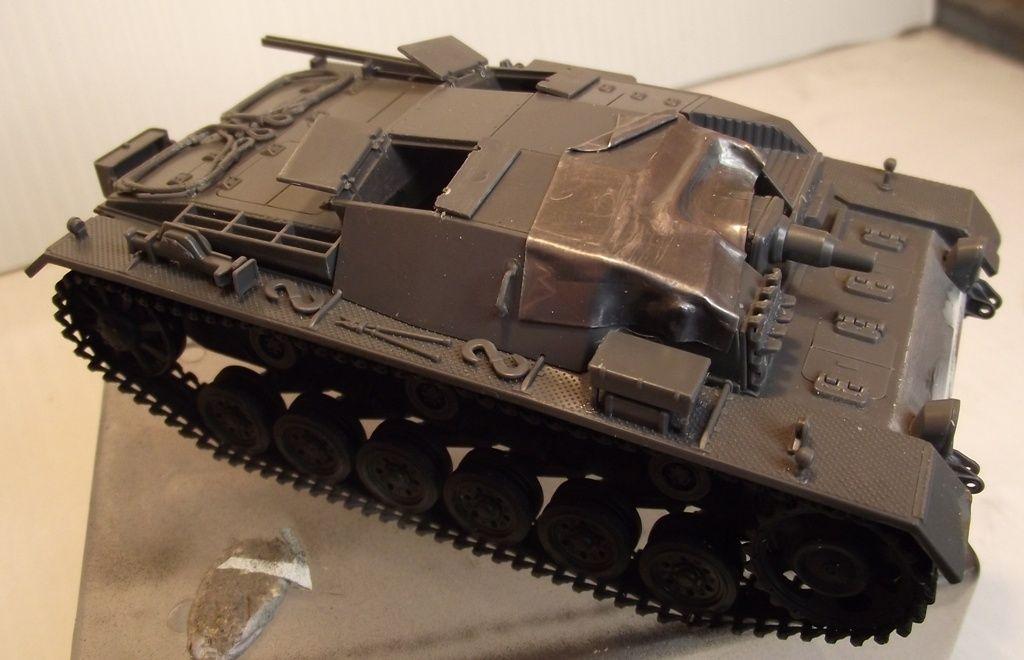 StuG III Ausf B 1/48 Models029
