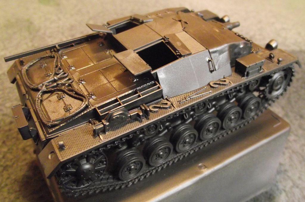StuG III Ausf B 1/48 Models031