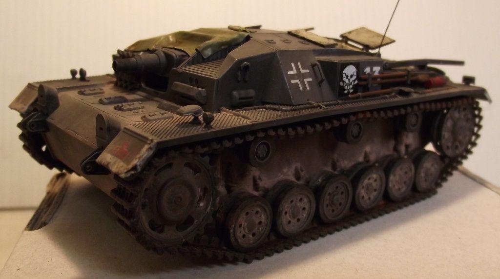 StuG III Ausf B 1/48 - Page 2 Stug1001