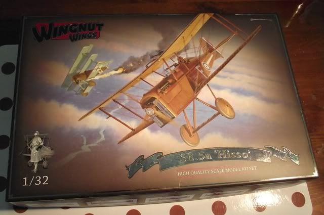 Wingnut Wings Se.5a Hisso WINGNUT018