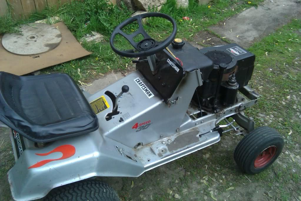 Craftsman mower IMAG0052
