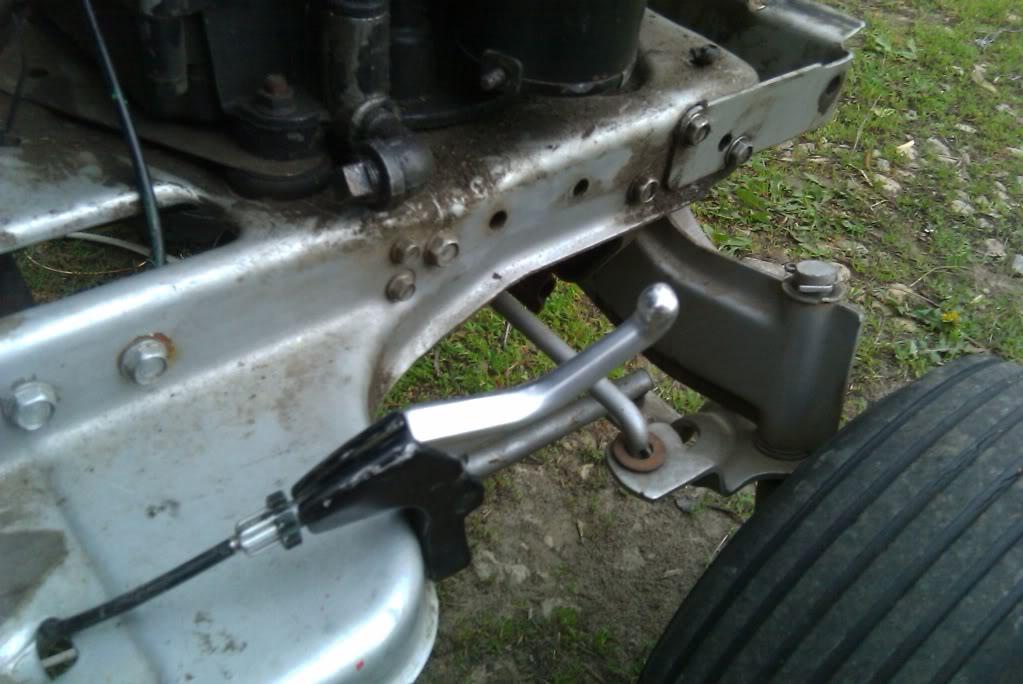 Craftsman mower IMAG0053