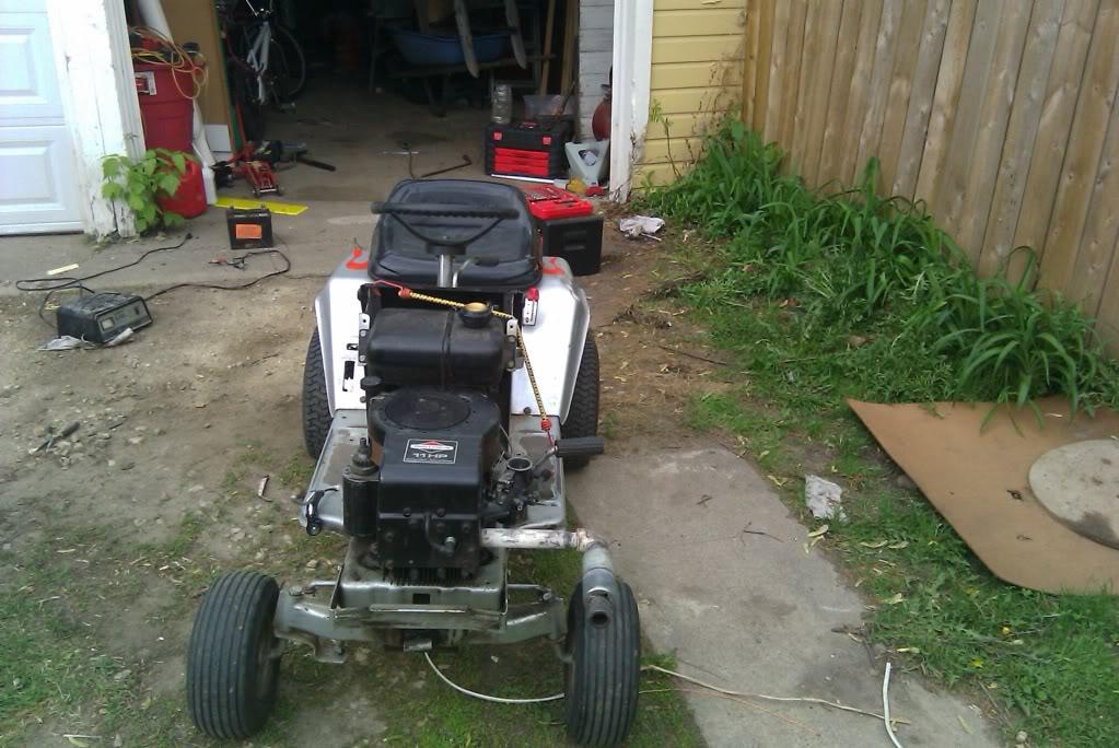 Craftsman mower IMAG0055