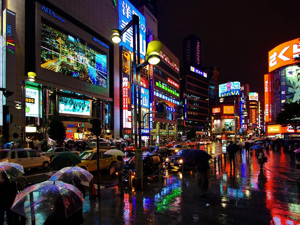 அழகிய டோக்யோ நகரம் படங்கள் சில Shinjuku_at_Night_Tokyo_Japan