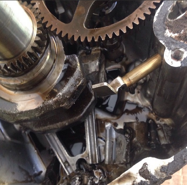 """'03 LT1000 Trail Tractor """"Project Hopeless"""" Chunks2"""