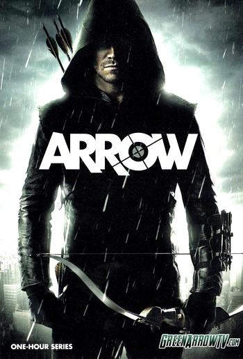 [série TV] DC - Arrow (Green Arrow) Arrowinternational