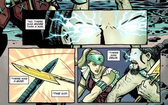 [comics]  DC - Wonder Woman Ww12