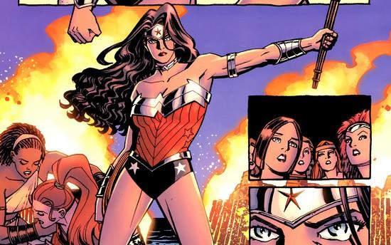[comics]  DC - Wonder Woman Ww13