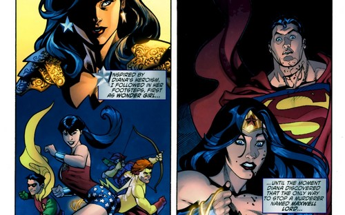 [comics]  DC - Wonder Woman Ww19