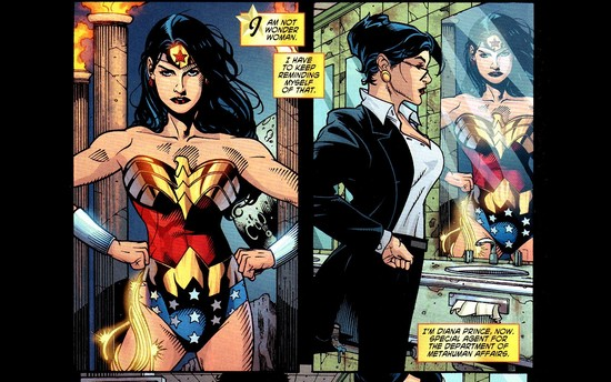 [comics]  DC - Wonder Woman Ww25