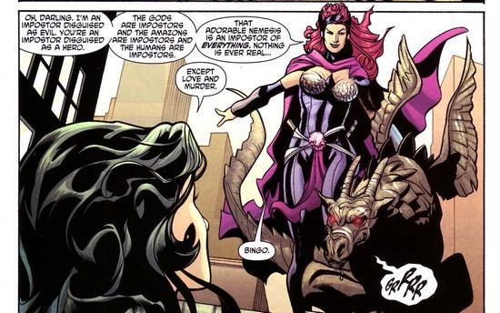 [comics]  DC - Wonder Woman Ww27