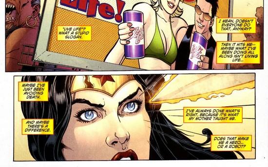 [comics]  DC - Wonder Woman Ww28