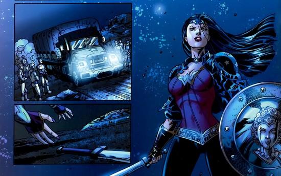 [comics]  DC - Wonder Woman Ww3