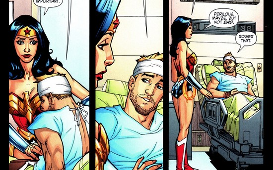 [comics]  DC - Wonder Woman Ww32