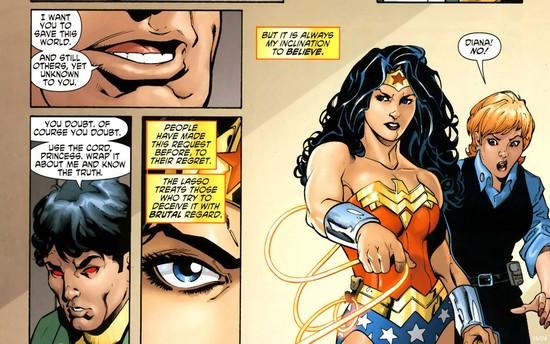 [comics]  DC - Wonder Woman Ww35