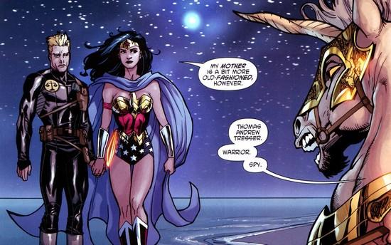 [comics]  DC - Wonder Woman Ww36
