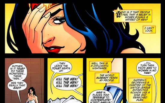[comics]  DC - Wonder Woman Ww39