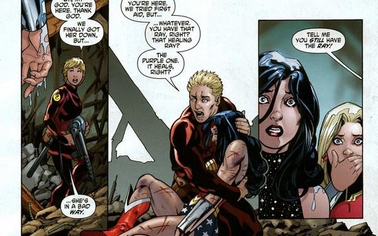 [comics]  DC - Wonder Woman Ww41