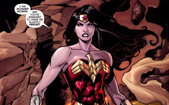 [comics]  DC - Wonder Woman Ww44