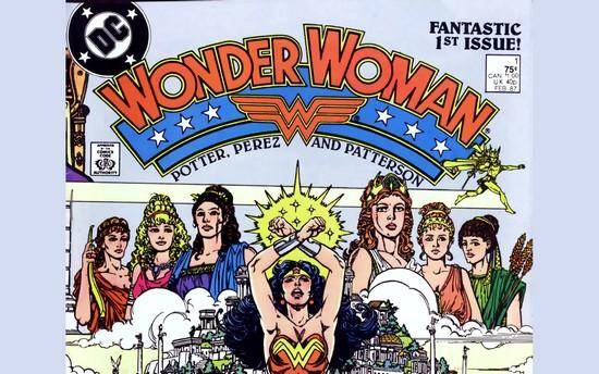 [comics]  DC - Wonder Woman Ww45