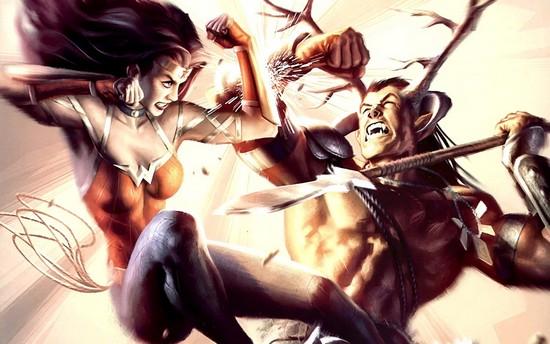 [comics]  DC - Wonder Woman Ww5