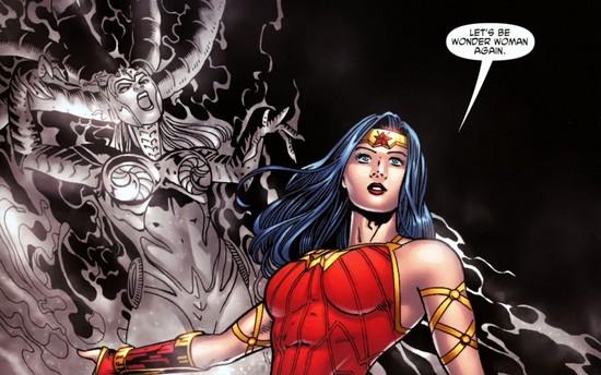 [comics]  DC - Wonder Woman Ww8