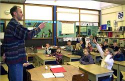 Rol de Los Protegidos Escuela