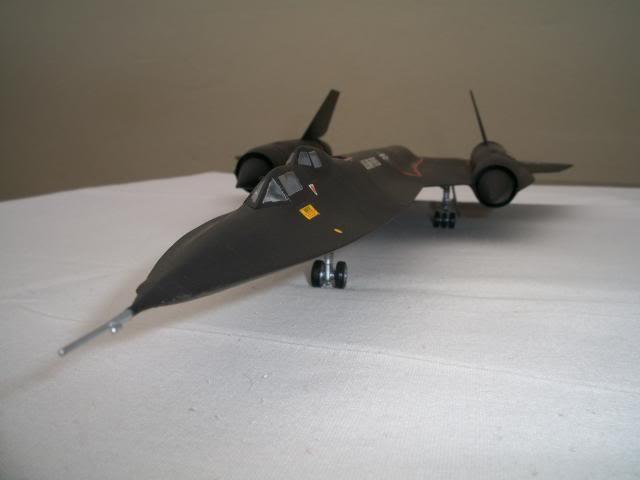 Lockheed SR-71 Blackbird 100_2726