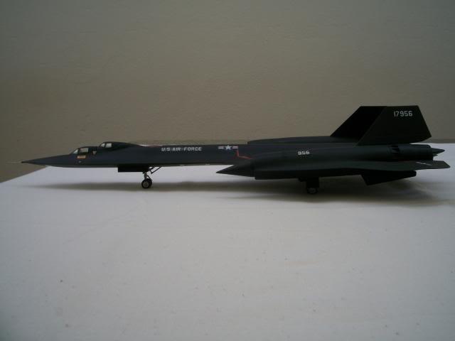 Lockheed SR-71 Blackbird 100_2730