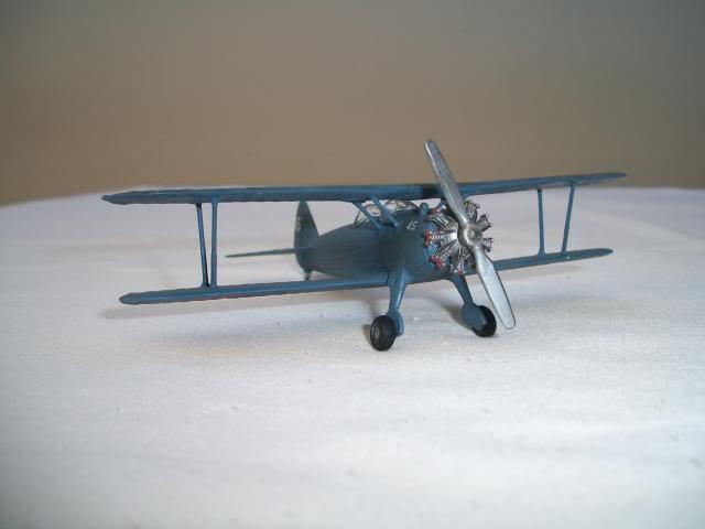 Boeing P-26 Peashooter e Boeing Stearman 100_2751