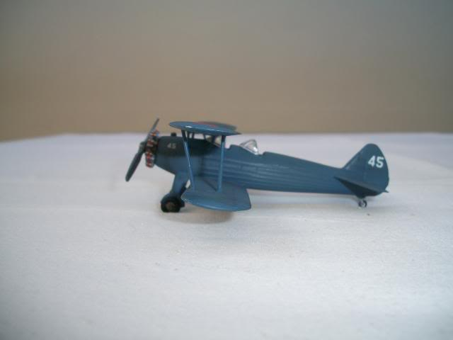 Boeing P-26 Peashooter e Boeing Stearman 100_2755
