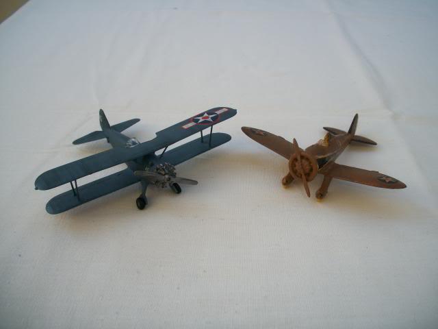 Boeing P-26 Peashooter e Boeing Stearman 100_2757