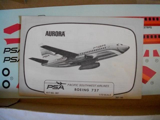 1:72 Aurora Boeing 737 100_3820
