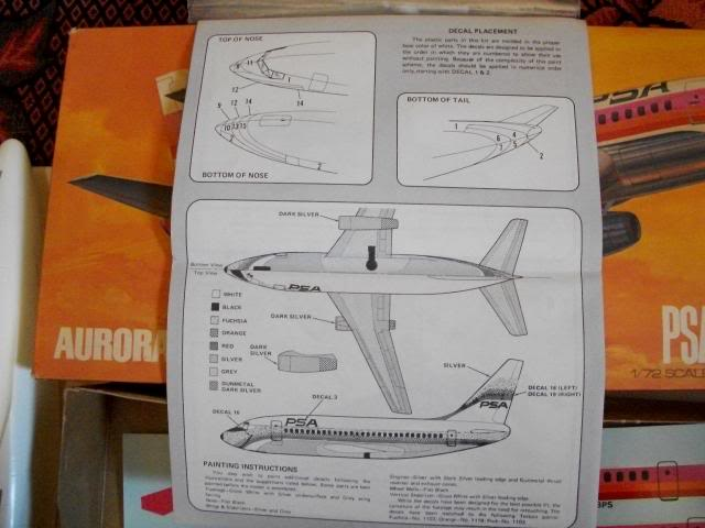 1:72 Aurora Boeing 737 100_3822